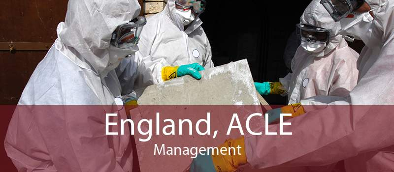 England, ACLE Management