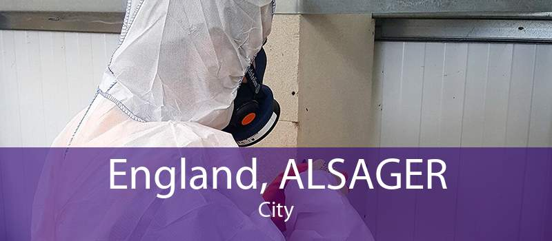 England, ALSAGER City