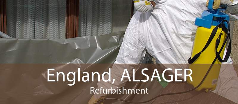 England, ALSAGER Refurbishment