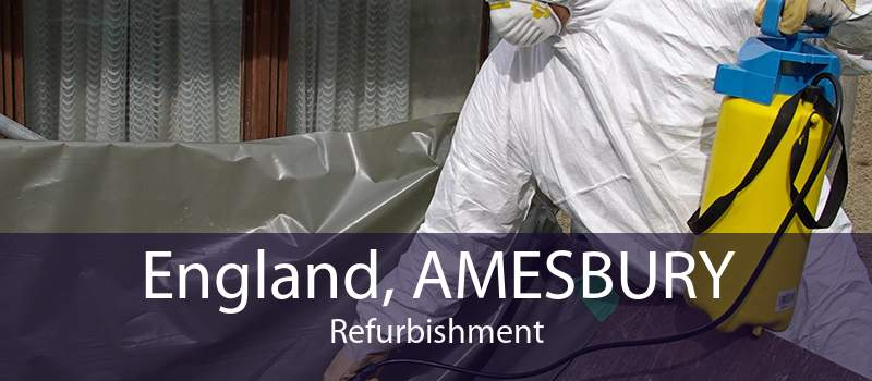 England, AMESBURY Refurbishment