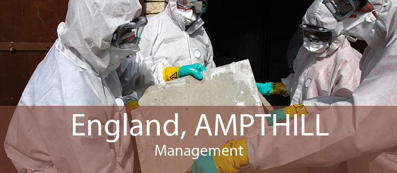 England, AMPTHILL Management