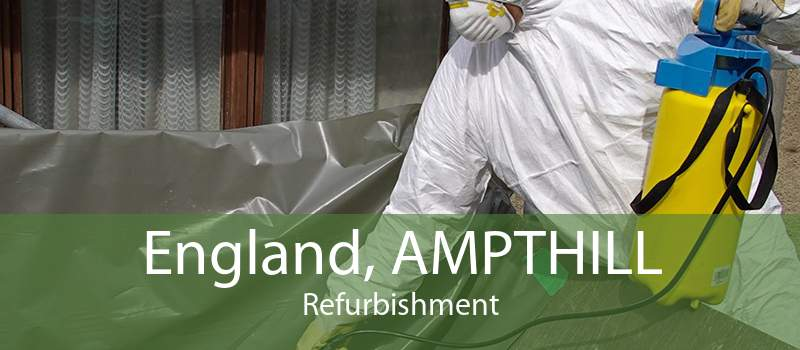 England, AMPTHILL Refurbishment