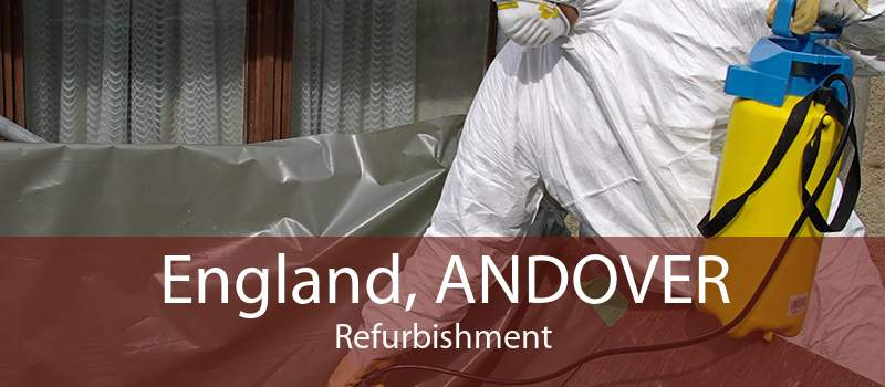 England, ANDOVER Refurbishment
