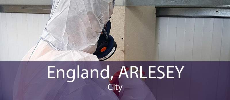 England, ARLESEY City