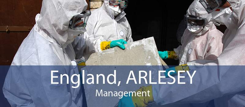 England, ARLESEY Management