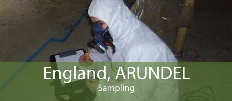 England, ARUNDEL Sampling