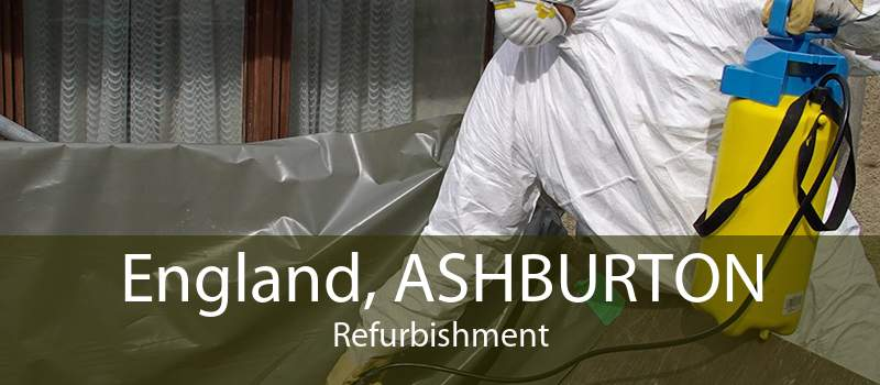England, ASHBURTON Refurbishment