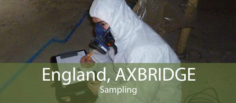 England, AXBRIDGE Sampling