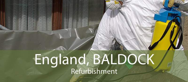 England, BALDOCK Refurbishment
