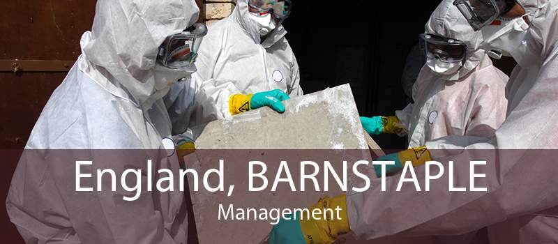 England, BARNSTAPLE Management