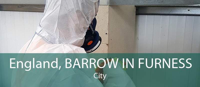England, BARROW IN FURNESS City