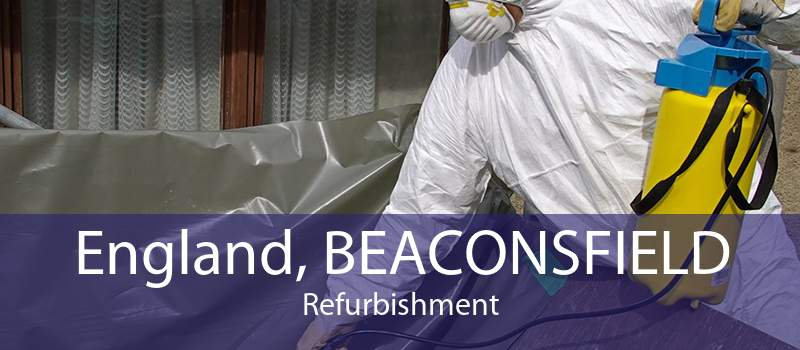 England, BEACONSFIELD Refurbishment