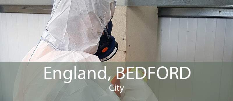 England, BEDFORD City