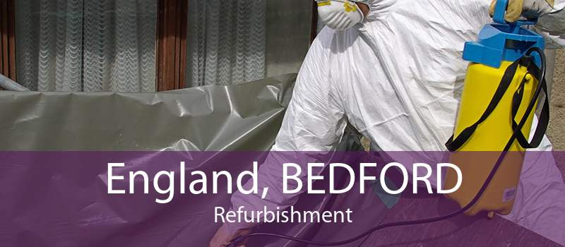 England, BEDFORD Refurbishment