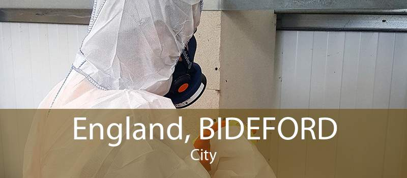 England, BIDEFORD City