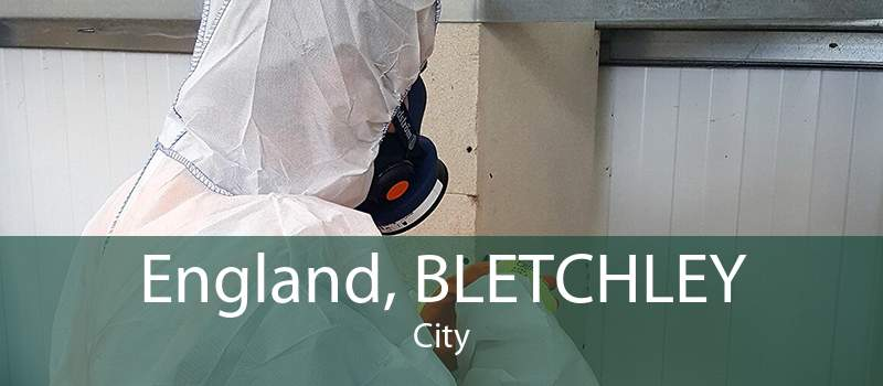 England, BLETCHLEY City