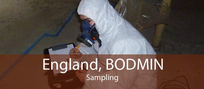 England, BODMIN Sampling