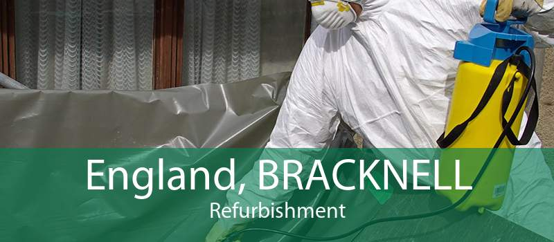 England, BRACKNELL Refurbishment