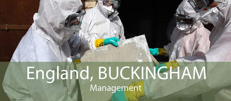 England, BUCKINGHAM Management