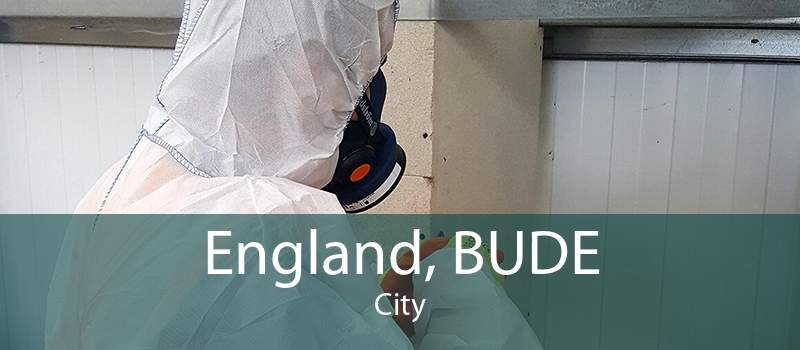 England, BUDE City
