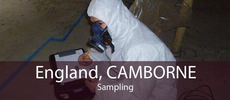 England, CAMBORNE Sampling