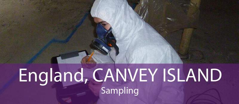 England, CANVEY ISLAND Sampling
