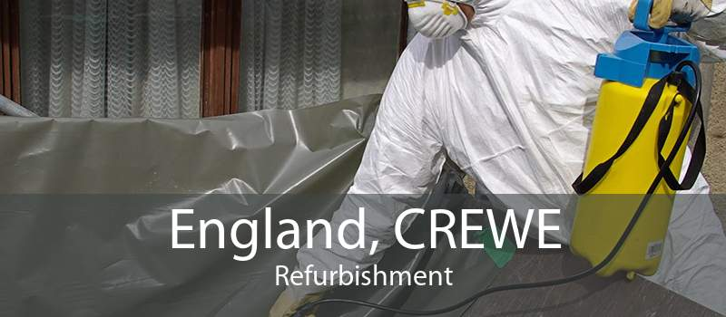 England, CREWE Refurbishment