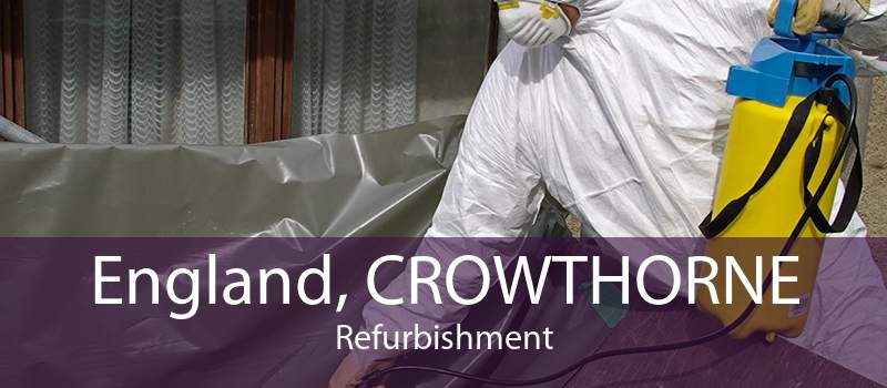 England, CROWTHORNE Refurbishment