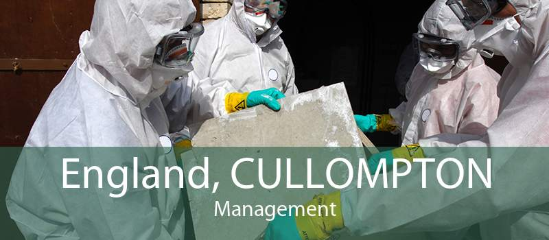 England, CULLOMPTON Management