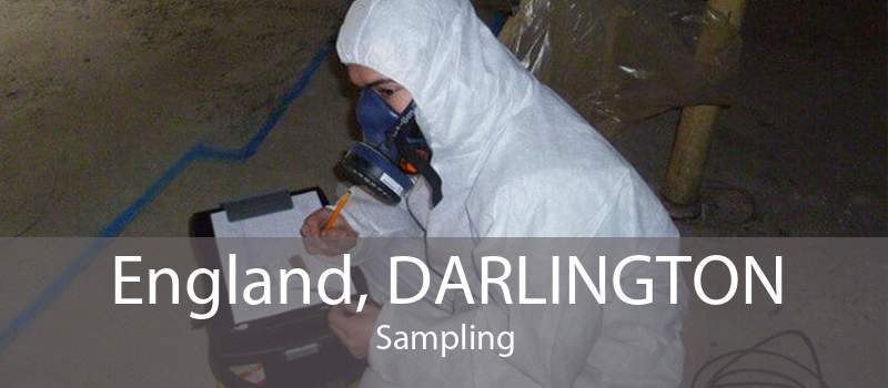 England, DARLINGTON Sampling