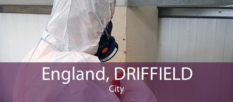 England, DRIFFIELD City