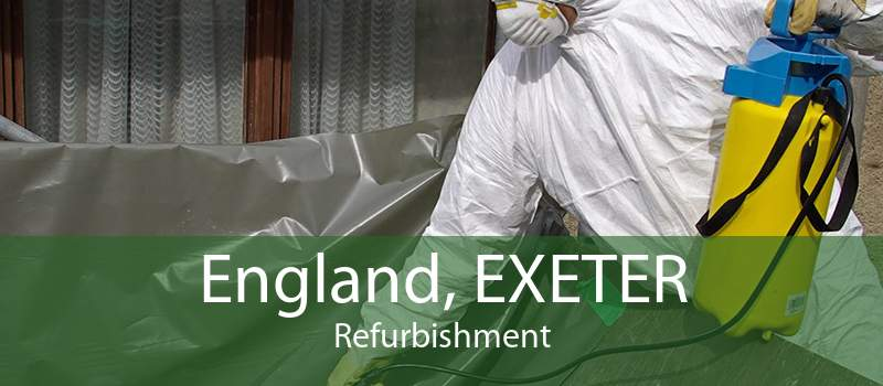 England, EXETER Refurbishment