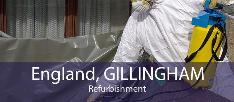 England, GILLINGHAM Refurbishment