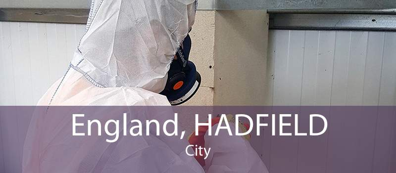 England, HADFIELD City