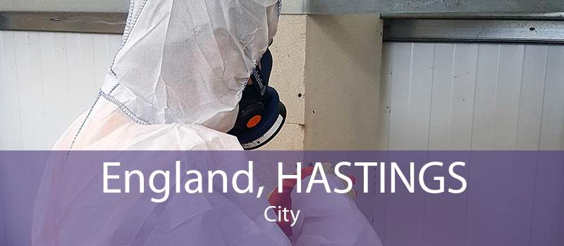 England, HASTINGS City