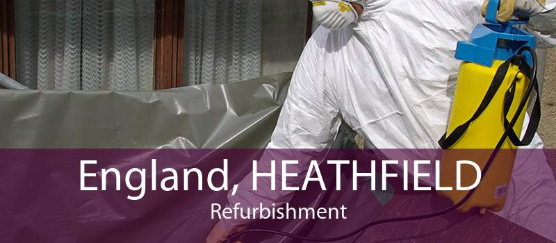 England, HEATHFIELD Refurbishment
