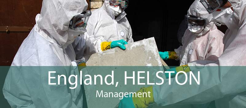 England, HELSTON Management