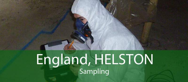 England, HELSTON Sampling