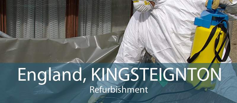 England, KINGSTEIGNTON Refurbishment