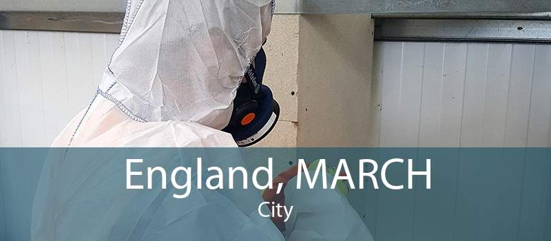England, MARCH City