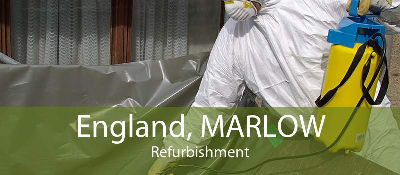 England, MARLOW Refurbishment