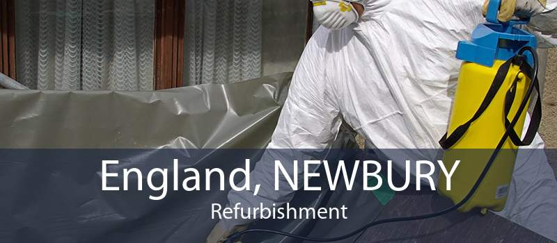 England, NEWBURY Refurbishment