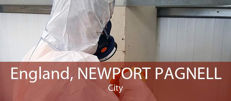England, NEWPORT PAGNELL City