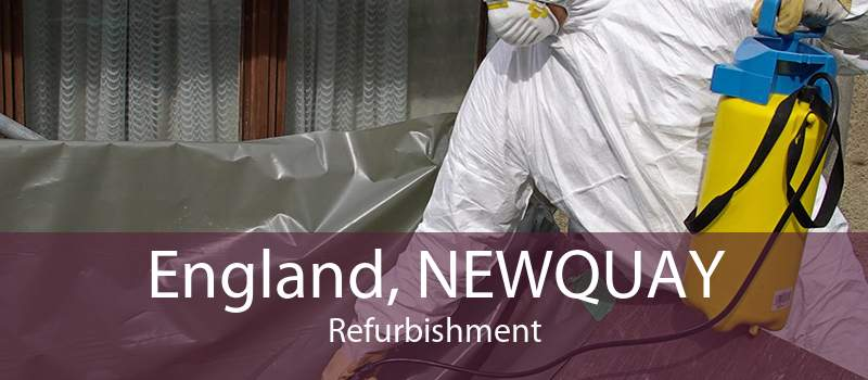 England, NEWQUAY Refurbishment