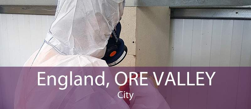 England, ORE VALLEY City