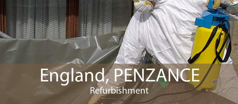 England, PENZANCE Refurbishment