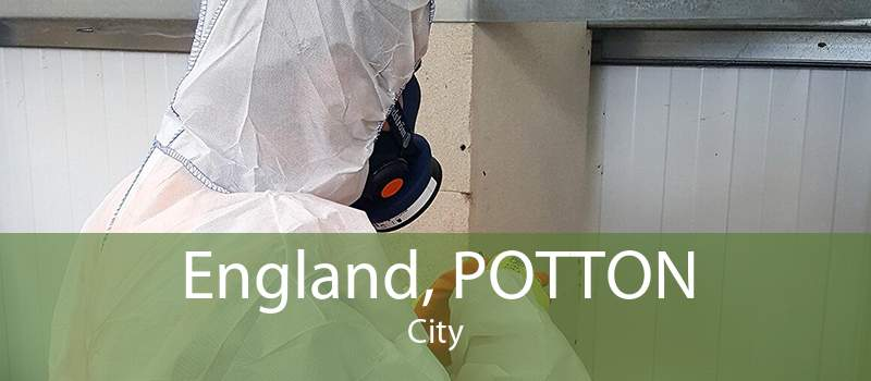 England, POTTON City
