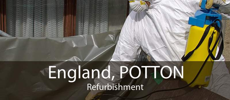 England, POTTON Refurbishment