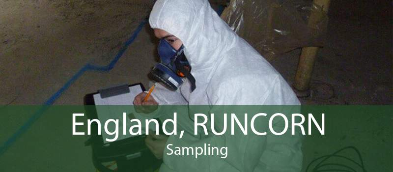 England, RUNCORN Sampling