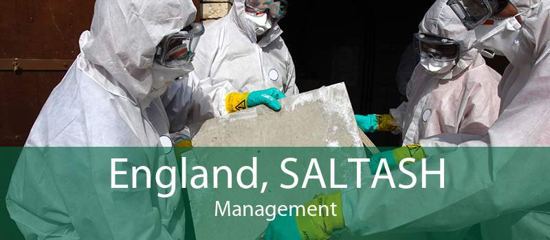 England, SALTASH Management